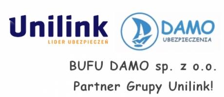 BUFU DAMO sp. z o.o. dołącza do Grupy Unilink!